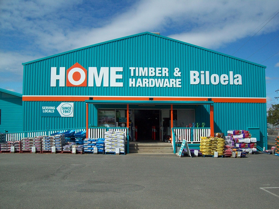 2020 Home Timber & Hardware Store of the Year: Home Timber & Hardware Biloela, QLD