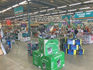 Bretts Home Timber & Hardware was recently awarded the Home Timber & Hardware 2015 National Store of the Year (over 1000m2)