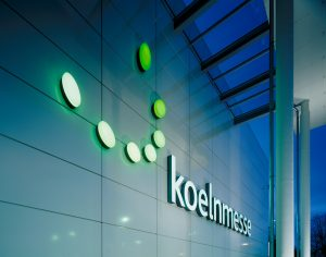 Koelnmesse Entrance North