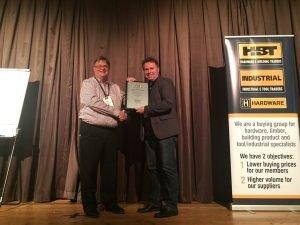 Growth Champion Timber - ITI Australia - Justin Newman.
