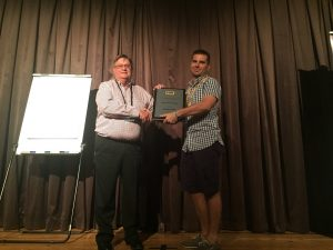 HBT Store of the Year – Herbert Hall, Charters Towers QLD – Chris Nelson. ITT Store of the Year – Cost Less Bolts &
