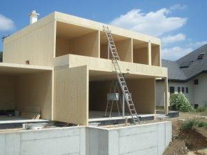 CLT dwelling construction_7025