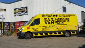 Brisbane Fasteners and Engineering Supplies has seen great success in the domestic market with the introduction of its F.A.T.VAN™.