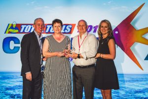 Supplier Of the Year - T2