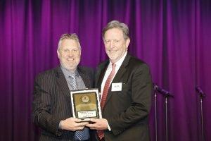 Hardware Legend Award - Barry Fagg