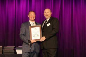 Hardware products supplier of the year - ITW