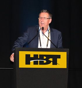 HBT CEO Greg Benstead.