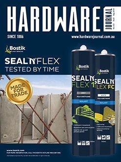 Australian Hardware Journal Cover August 2018