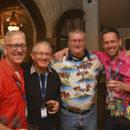 Tim Hateley (Finlaysons), Neville Newell, Keith O'Grady (Williams) & Danny Maye (Natbuild).