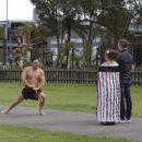 Shaun Abbott (Fastplast) – Te Puia Cultural Show.