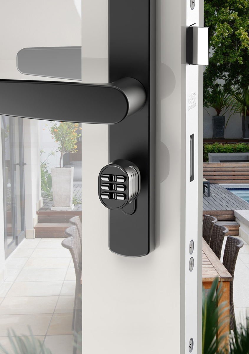 Doric launches EPEC Cylinder – turning doors digitally with ease