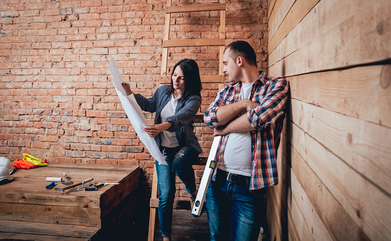 finance your new home renovation