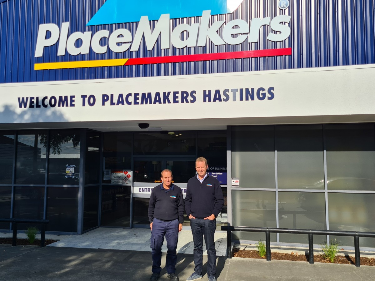 PlaceMakers Hastings